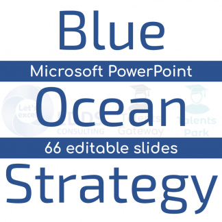 Blue Ocean Strategy - PowerPoint slides