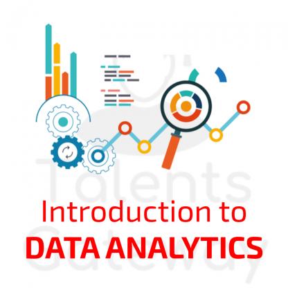 Introduction to Data Analytics
