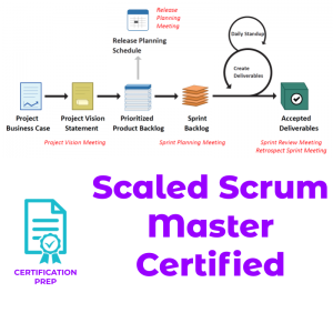 Scaled Scrum Master Certified (SSMC)