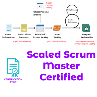 Scaled Scrum Master Certified (SSMC)