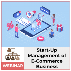 Start-Up Management of Ecommerce Business