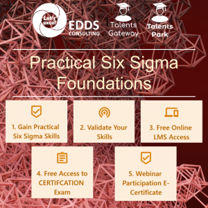 Practical Six Sigma Foundations